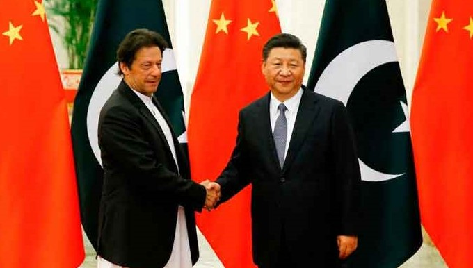 China has given great priority to Pakistan in opposing corona virus: PM imran Khan announcement of major package tomorrow :
