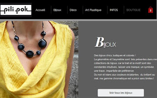 bijoux createur ceramique vente en ligne pilipok lyon accessoires de mode