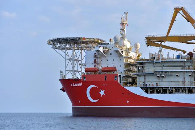 """Η Τουρκία ετοιμάζει και το γεωτρύπανο """"Κανουνί"""""""