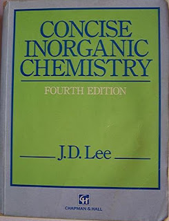 Concise Inorganic Chemistry 4th Edition