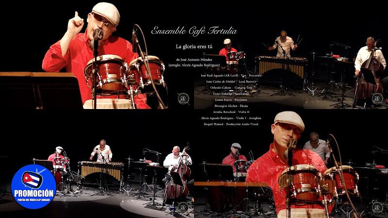 AR-Latin - ¨La gloria eres tú¨ - Videoclip - Autor: José A.Méndez - Dir: Raquel Plumed. Portal Del Vídeo Clip Cubano. Música cubana. Bolero. Cuba.