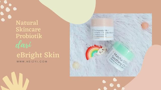 Natural Skincare Mengandung Probiotik