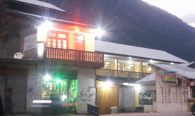 Hotel Green Hill Thal