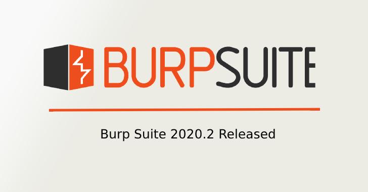 Burp Suite 2020.2