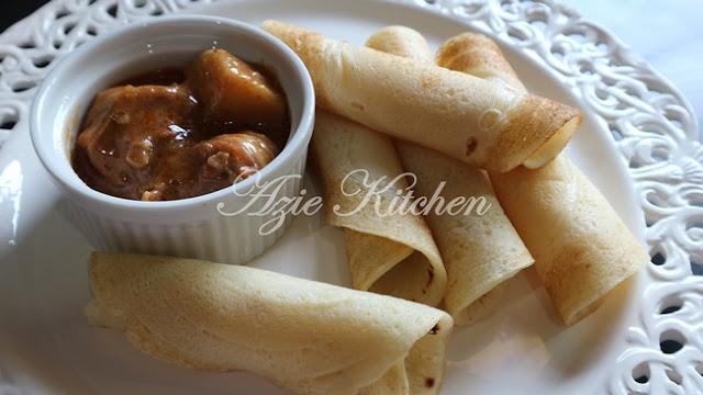 Lempeng Dengan Kari Ayam Yeo's