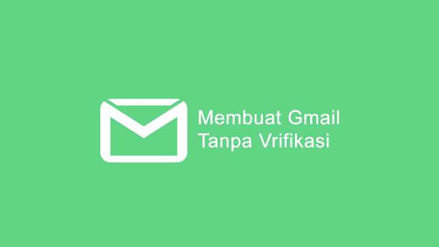 Membuat gmail tanpa nomor hp di android dan pc