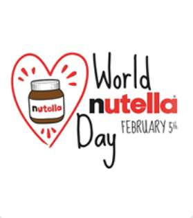World Nutella Day Wishes Awesome Picture