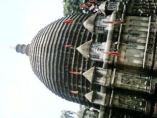kamakhya temple dome