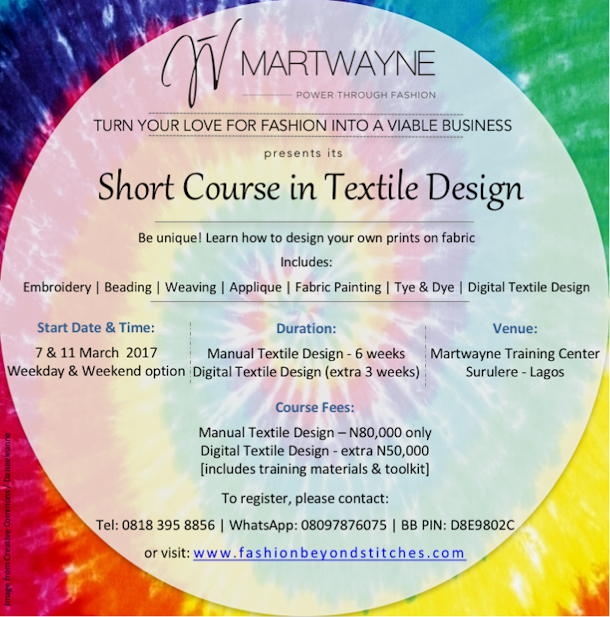 Learn Textile Design Fashion Design Fashion Illustration With Cad And Corset Making At Martwayne