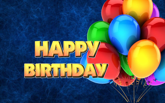 Happy Birthday Balloons HD Wallpapers Free Download