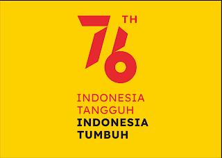 download logo hut ri 76 pdf - kanalmu