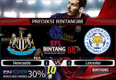 Prediksi Skor Newcastle vs Leicester 29 Agustus 2019