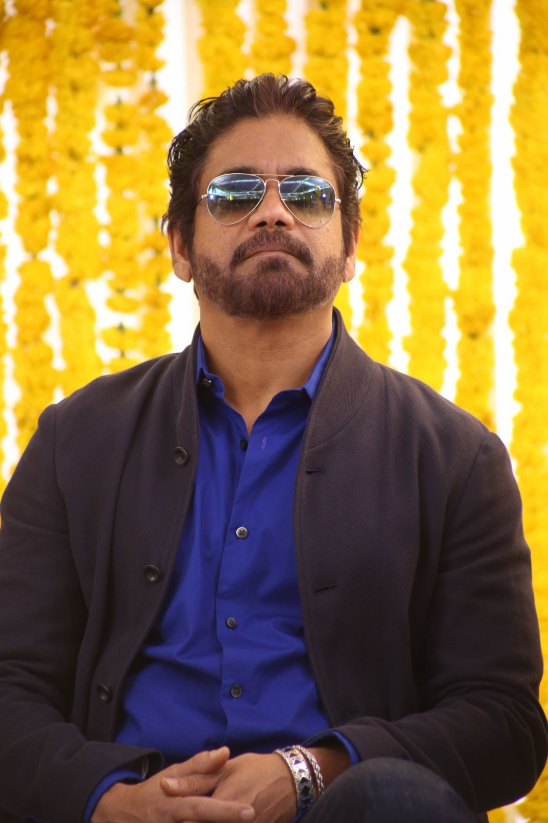 nagarjuna new stylish photos-HQ-Photo-4
