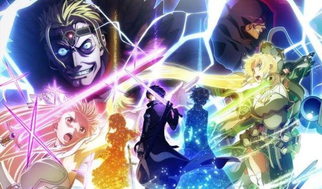 Sword Art Online: Alicization - War of Underworld S2