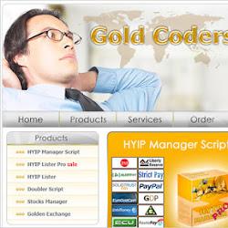 Gold Coders (goldcoders.com): обзор хайп-скрипта, отзывы
