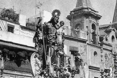 El escultor Manuel Martín Nieto realizará la Imagen de San José de la Macarena