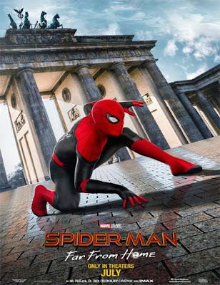bajar Spider-Man: Lejos de casa gratis, Spider-Man: Lejos de casa online