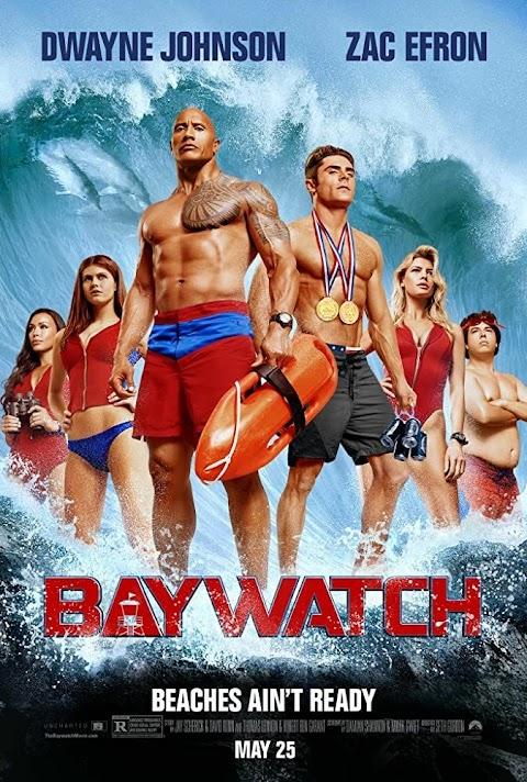 Baywatch (2017) 480p & 720p BluRay Dual Audio (Hindi+English) Full Movie