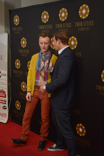 Red Carpet menswear with Paul Cram