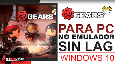 Como Descargar Gears POP para PC SIN EMULADOR Windows 10