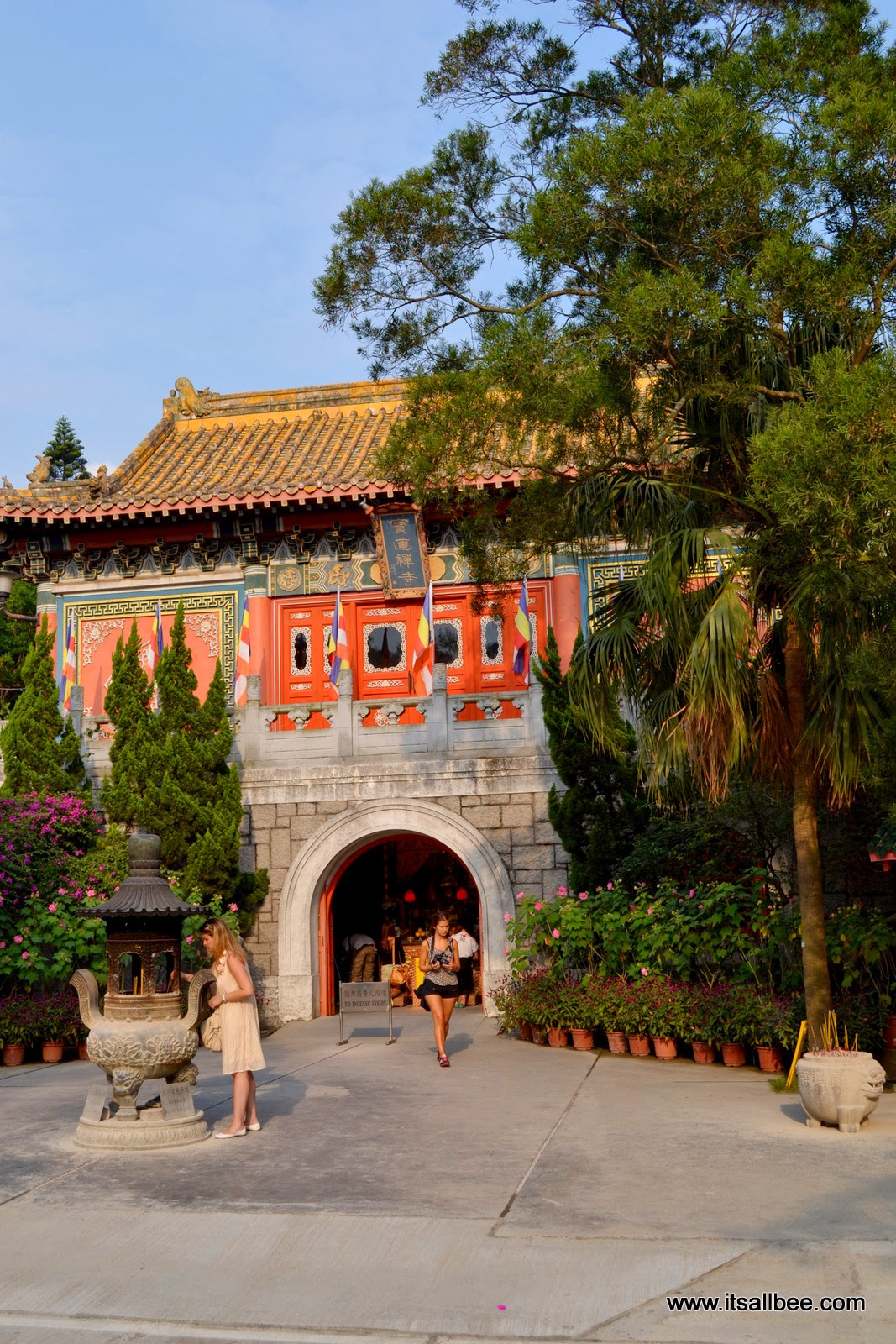 lantau island hk | Big Buddha | Monastery lantau island