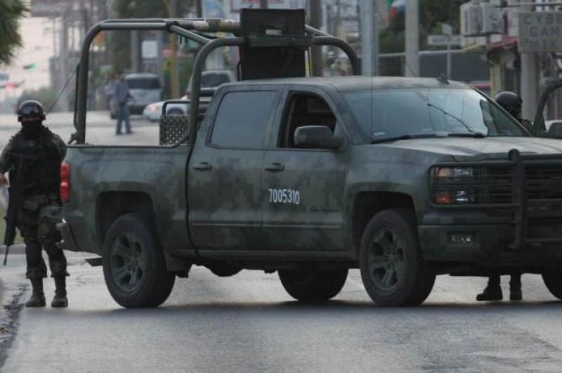 La Emboscada al convoy militar en N. Laredo