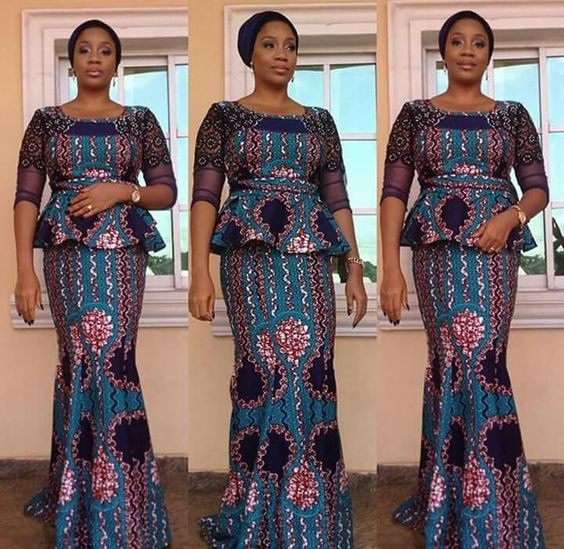 Amazingly Cute Ankara Six Pieces Skirt And Blouse Designs