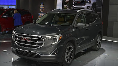 GMC Terrain 2018 Review, Specification, Price, Redesign