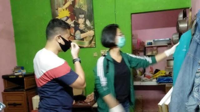 Geger Pembunuhan Perempuan Telanjang Terikat di Tangerang Selatan