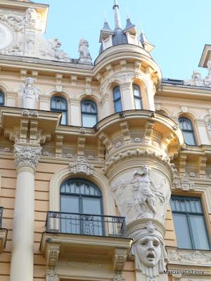 Calle Alberta nº13, Riga