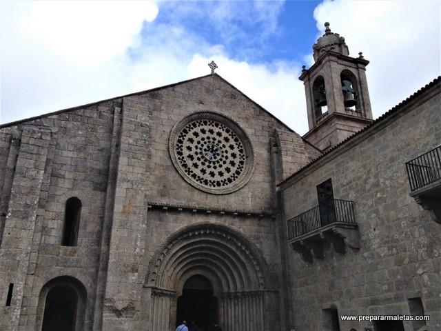 monasterio Armenteira en Rías Baixas