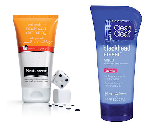 Scrub Face Off: Neutrogena vs Clean & Clear