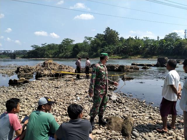 Pemancing Temukan Mortir di Pesisir Sungai Klawing