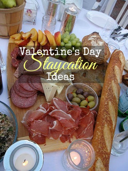 valentine's day staycation