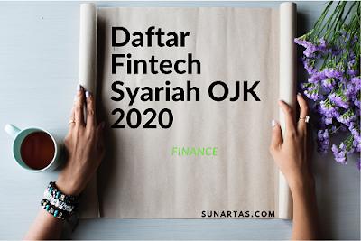 3 Fintech Syariah Untuk UMKM Terdaftar di OJK 2020, Wajib Baca!