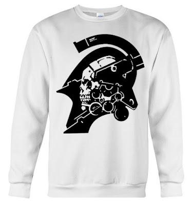 death stranding merch T Shirt Hoodie Sweatshirt Amazon Etsy UK. HET IT HERE