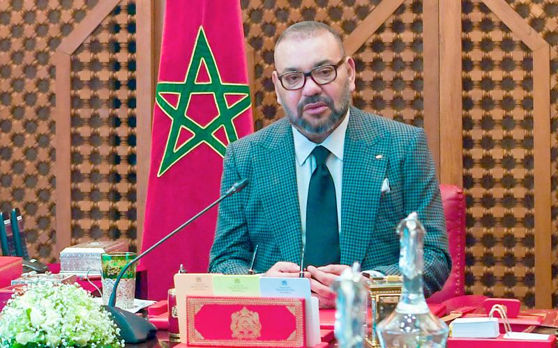 الملك محمد السادس يُجري عملية جراحية