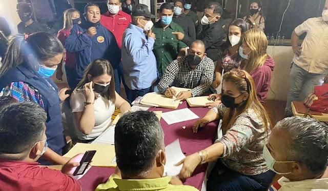 COMISIÓN DE POLITICA INTERIOR DE LA AN OTORGÓ LIBERTAD A 66 DETENIDOS EN CARORA