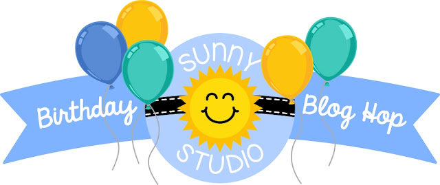 Sunny Studio Stamps: 4th Birthday Blog Hope with Holiday 2019 Sneak Peeks
