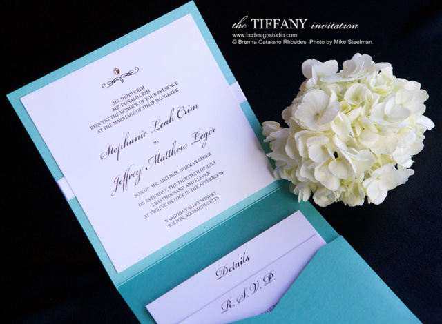 Tiffany Blue Wedding Invitations Kits: The Cherry On Top Events Party Blog: July 2012