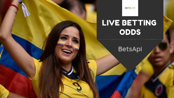 Live Sports Data Feed API, Soccer Betting and Odds - BetsAPI