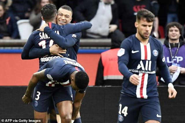 Video PSG 4-0 Dijon: Rực sáng Mbappe, đại tiệc mãn nhãn
