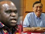 Gugatan Luhut akan Disumbang ke Papua, Pigai Naik Pitam: Merendahkan!