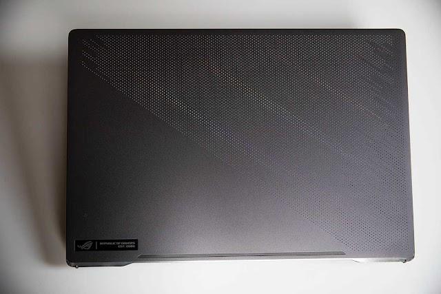 Trên tay laptop Asus Rog Zephyrus G15 GA503QM