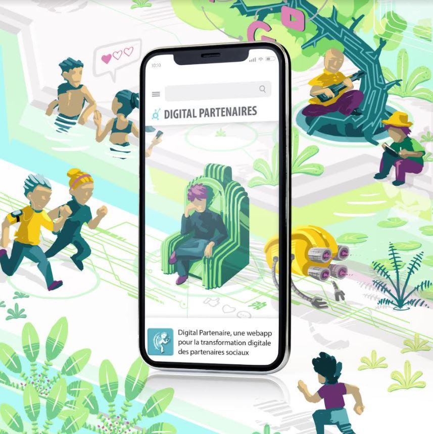 appli digital partenaires