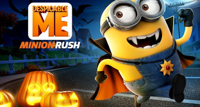 Despicable Me Minion Rush Mod Apk v4.4.1a Free Shopping Terbaru
