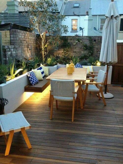 Ideas Para Decorar Patios De La Casa Decoración Del Hogar Diseño