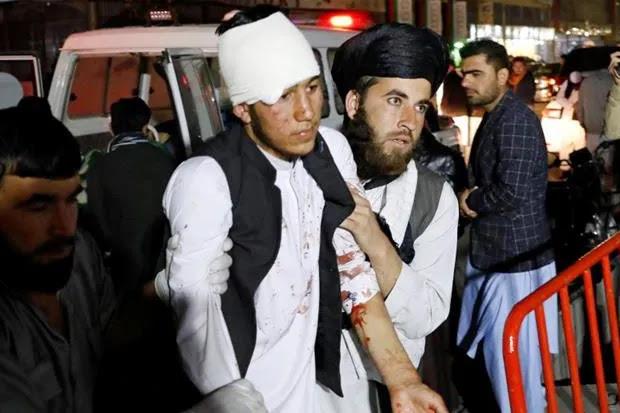 Bom Bunuh Diri Terjadi Saat Perayaan Maulid di Afghanistan, 50 Meninggal