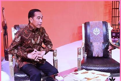 Pengangguran Akan digaji Mulai Tahun 2020, Jokowi Menepati Janjinya