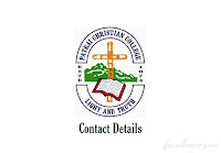 Patkai Christian College Contact Phone Number
